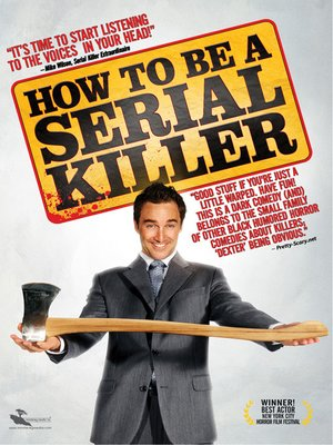 cover image of How to be a Serial Killer