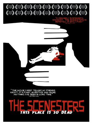 cover image of The Scenesters