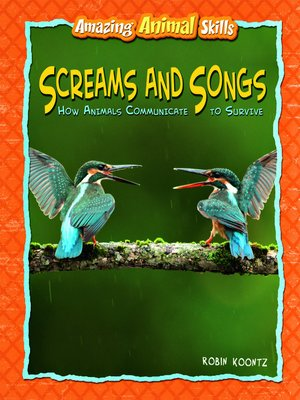 cover image of Screams and Songs