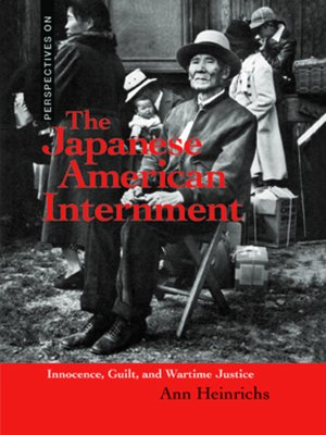 cover image of The Japanese American Internment