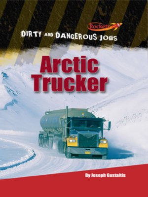 cover image of Arctic Trucker