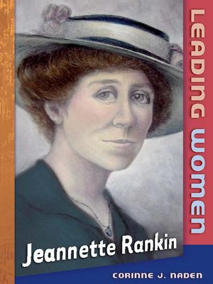 cover image of Jeannette Rankin