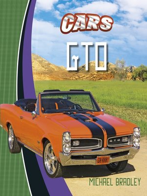 cover image of GTO