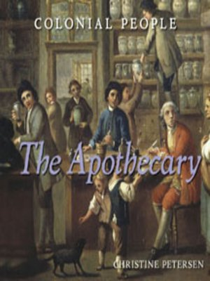 cover image of The Apothecary
