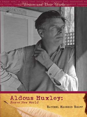 cover image of Aldous Huxley