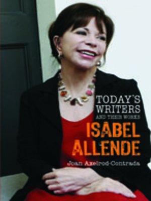 cover image of Isabel Allende