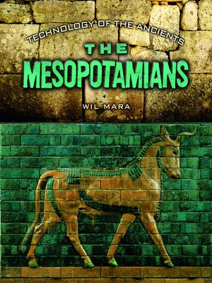 cover image of The Mesopotamians