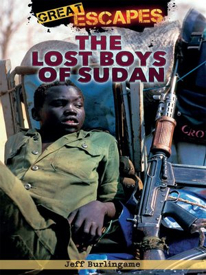 cover image of The Lost Boys of Sudan