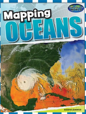 cover image of Mapping Oceans