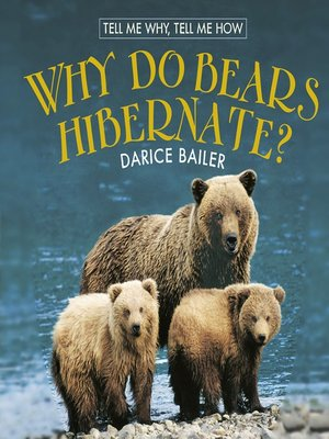 cover image of Why Do Bears Hibernate?