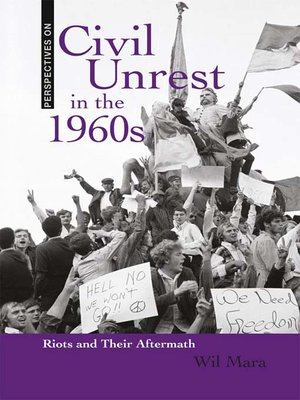 cover image of Civil Unrest in the 1960s