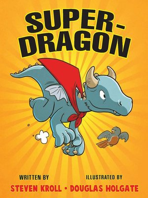cover image of Super-Dragon
