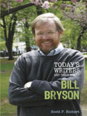 cover image of Bill Bryson