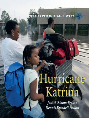 cover image of Hurricane Katrina