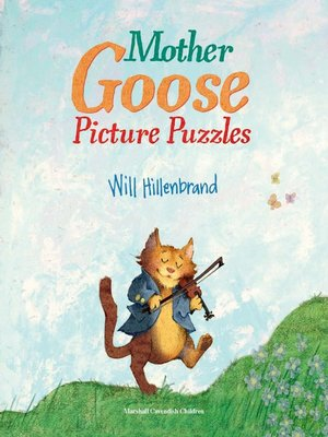 cover image of Mother Goose Picture Puzzles