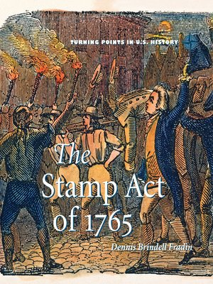 cover image of Stamp Act of 1765