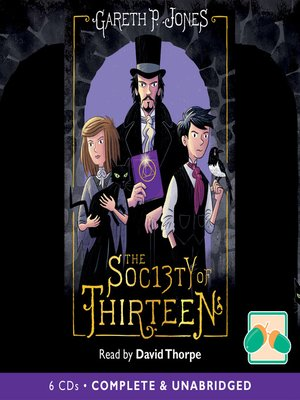 cover image of The Society of Thirteen