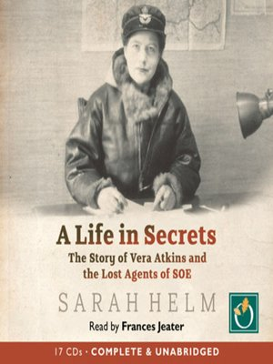 cover image of A Life in Secrets