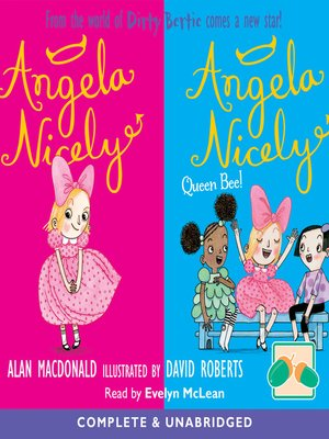 cover image of Angela Nicely / Queen Bee!