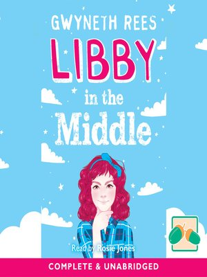 cover image of Libby in the Middle