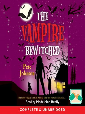 cover image of The Vampire Bewitched