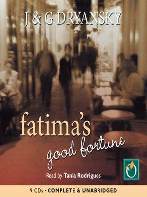 cover image of Fatima's Good Fortune
