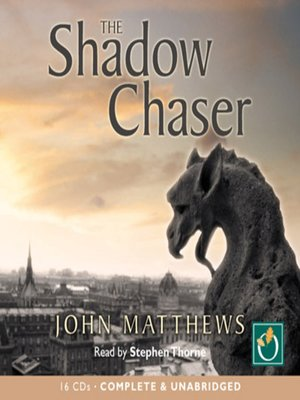 cover image of The Shadow Chaser