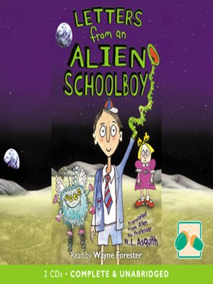 cover image of Letters from an Alien Schoolboy