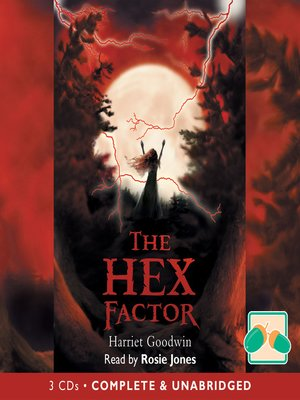 cover image of The Hex Factor
