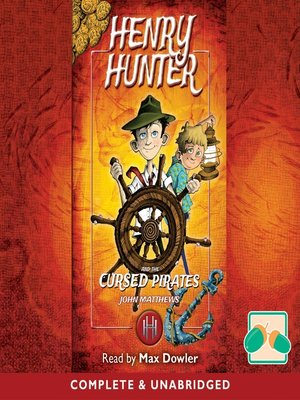 cover image of Henry Hunter and the Cursed Pirates