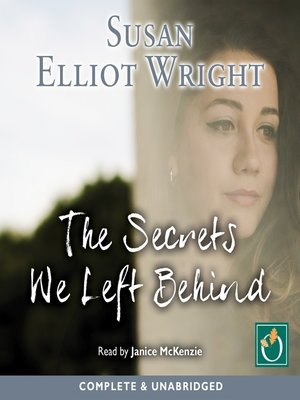 cover image of The Secrets We Left Behind