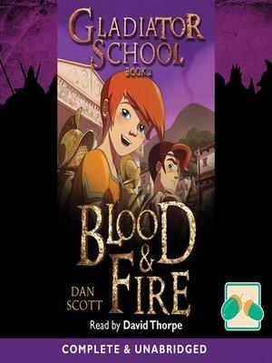 cover image of Gladiator School Book 2