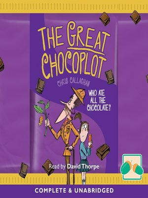 cover image of The Great Chocoplot