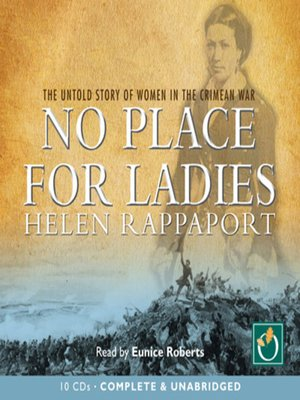 cover image of No Place for Ladies