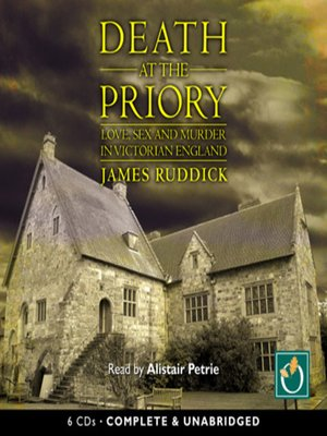 cover image of Death at the Priory
