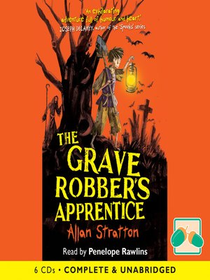 cover image of The Grave Robber's Apprentice