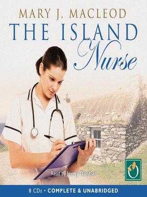 cover image of The Island Nurse