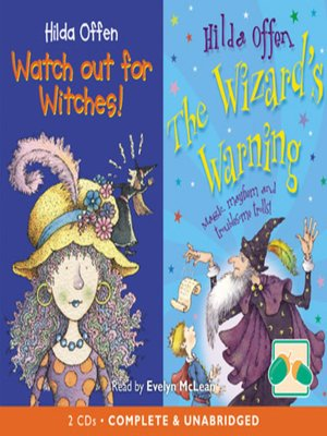 cover image of Watch Out for Witches! & The Wizard's Warning