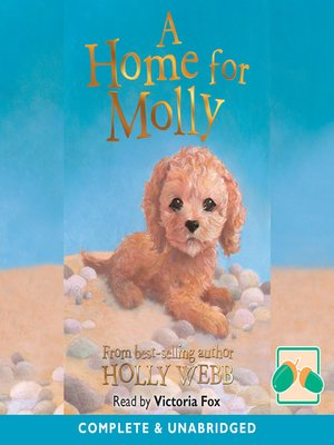cover image of A Home for Molly