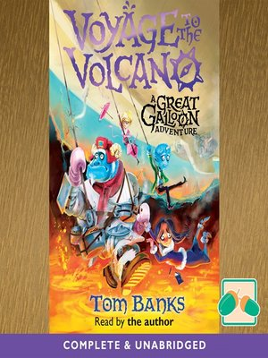 cover image of Voyage to the Volcano