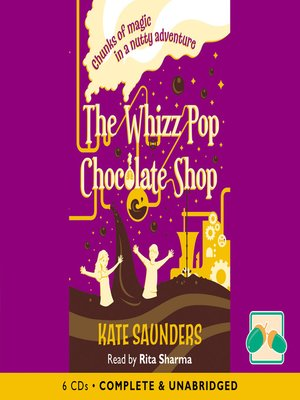 cover image of The Whizz Pop Chocolate Shop