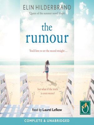 cover image of The Rumour