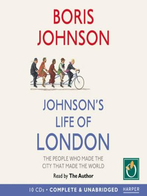cover image of Johnson's Life Of London