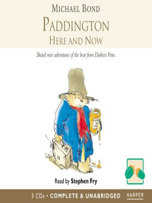 cover image of Paddington Here and Now