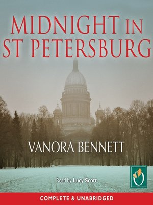 cover image of Midnight in St Petersburg