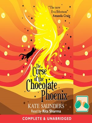 cover image of The Curse of the Chocolate Phoenix