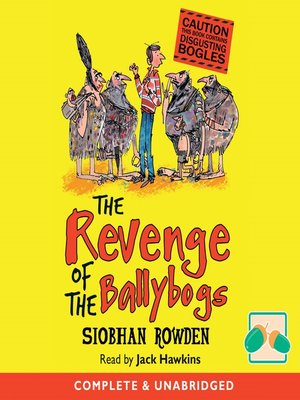 cover image of The Revenge of the Ballybogs