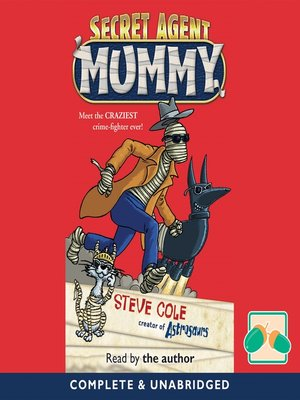 cover image of Secret Agent Mummy