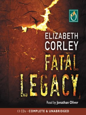 cover image of Fatal Legacy