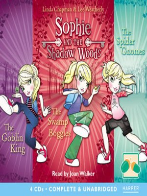 cover image of Sophie and the Shadow Woods
